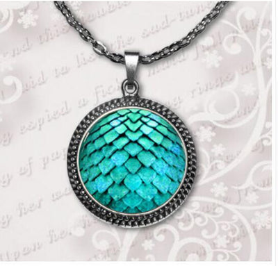 Premium Dragon Scales Necklace
