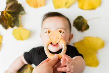Animal Silicone & Wood Teethers