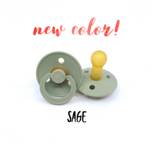 BiBS Natural Rubber Pacifiers