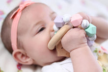 Girl's Favorite Trio Teether Rattle