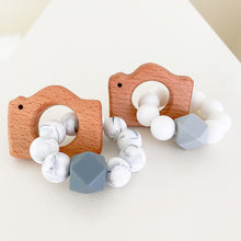 10 Pack Custom Mini Camera Teether (Choose Your Colors)