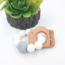 Engraved LOGO 10 Pack Custom Mini Camera Teether (Choose Your Colors)