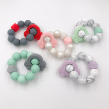 Freezable Car Silicone Teether