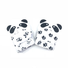 Panda Teething Mitten Summer Sale