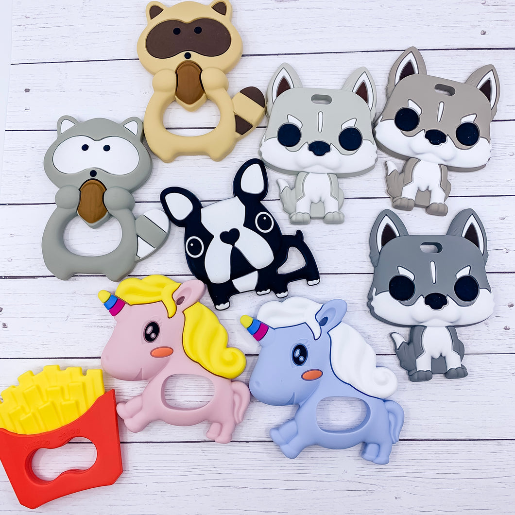 Silicone Teethers Summer Sale