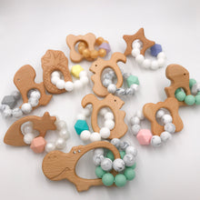 Mini Animal Silicone Teethers