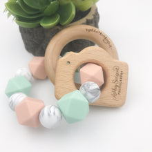 ENGRAVED 10 pack Photographer/Newborn Camera Teether Rattle Client Gift Package