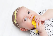 Pineapple Teether and Pacifier Clip/Teething Leash Combo Summer Sale