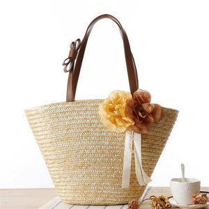 Moon Boho Beach Handbag