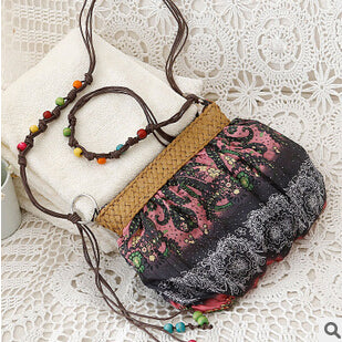 Boho-Chic Crossbody Bag