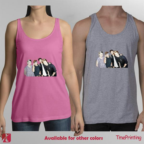 5 seconds of summer for Men Tank Top, Women Tank Top