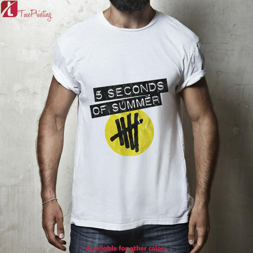 5 sos seconds of summer logo for Men T-Shirt, Women T-Shirt, Unisex T-Shirt