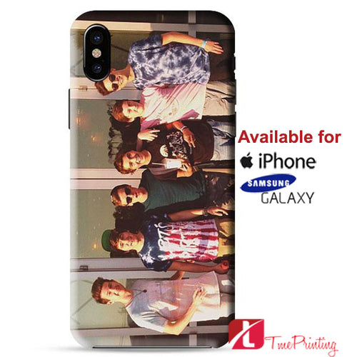 O2L Personalized iPhone X Case, iPhone Case, Samsung Galaxy Case 9142