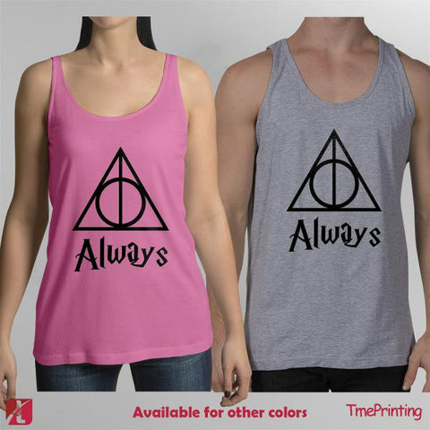 Always Harry Potter Magic Spell for Men Tank Top, Women Tank Top