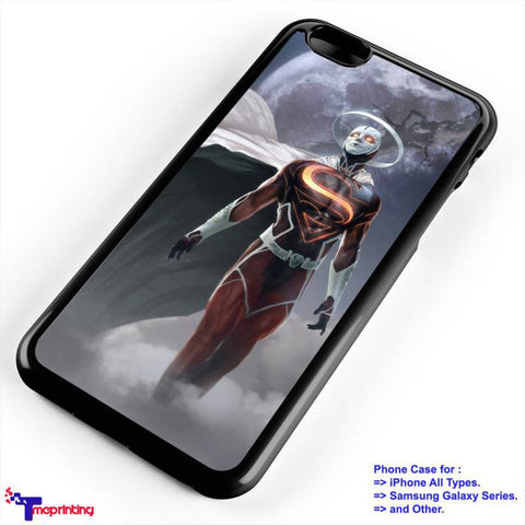 Anti Superman - Personalized iPhone 7 Case, iPhone 6/6S Plus, 5 5S SE, 7S Plus, Samsung Galaxy S5 S6 S7 S8 Case, and Other