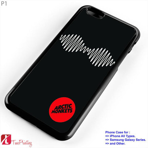 Arctic Monkeys AM - Personalized iPhone 7 Case, iPhone 6/6S Plus, 5 5S SE, 7S Plus, Samsung Galaxy S5 S6 S7 S8 Case, and Other