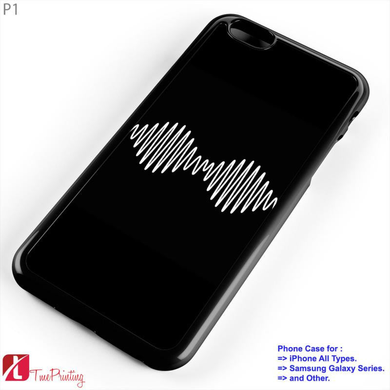 Arctic Monkeys 6 - Personalized iPhone 7 Case, iPhone 6/6S Plus, 5 5S SE, 7S Plus, Samsung Galaxy S5 S6 S7 S8 Case, and Other
