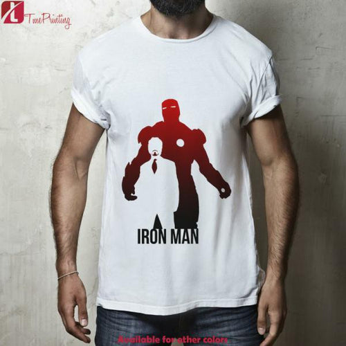 Avengers Iron Man for Men T-Shirt, Women T-Shirt, Unisex T-Shirt