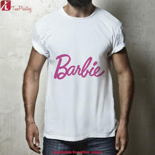 Barbie Cute Pink for Men T-Shirt, Women T-Shirt, Unisex T-Shirt