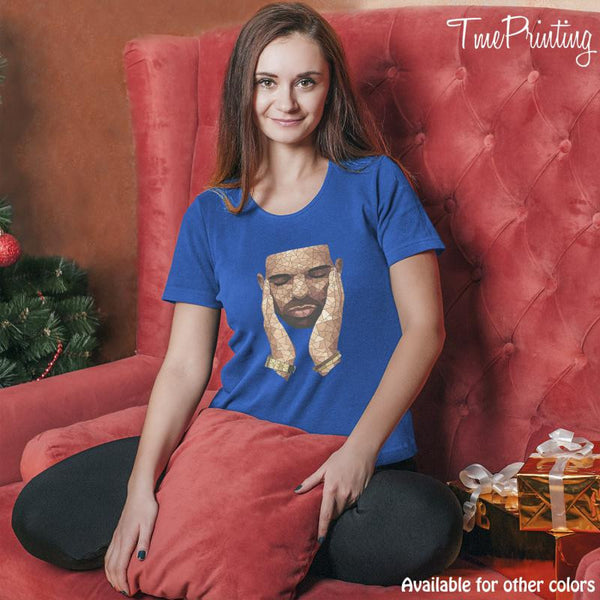 Drake Mosaic for Men T-Shirt, Women T-Shirt, Unisex T-Shirt