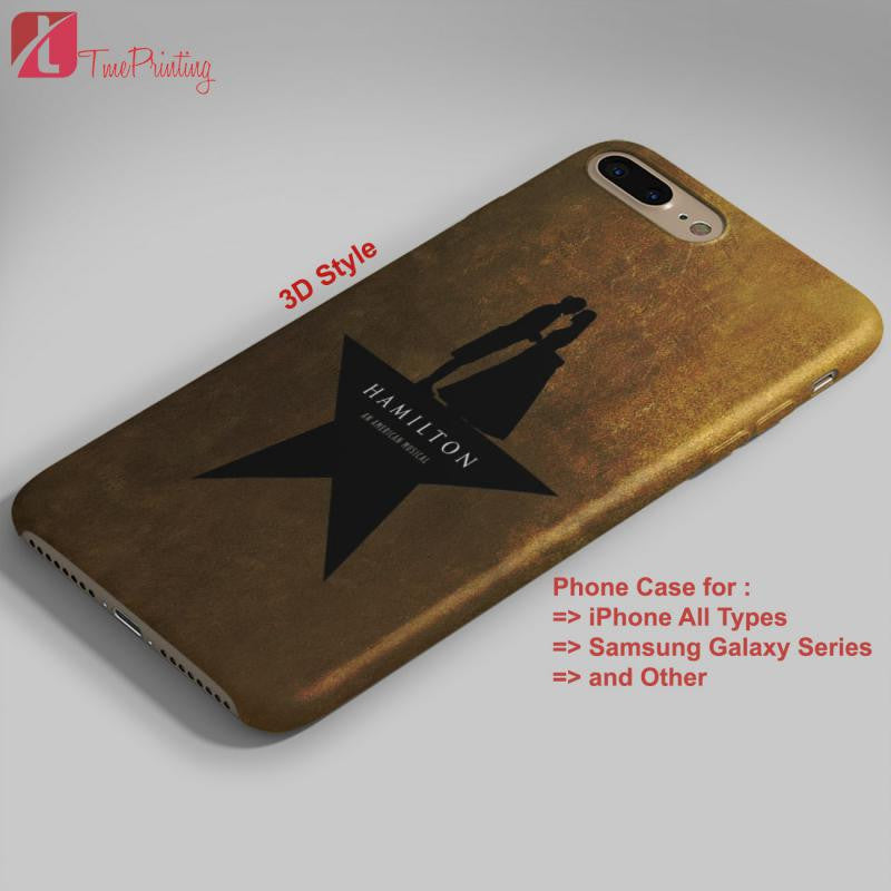 hamilton an american musical personalized iphone 7 case iphone 6