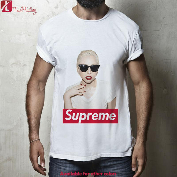 Lady Gaga Supreme, Joanne Gaga Shirt, little monsters  for Men T-Shirt, Women T-Shirt, Unisex T-Shirt