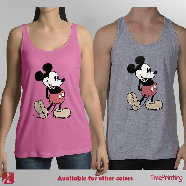 Mickey Disney, disney world tank top  for Men Tank Top, Women Tank Top