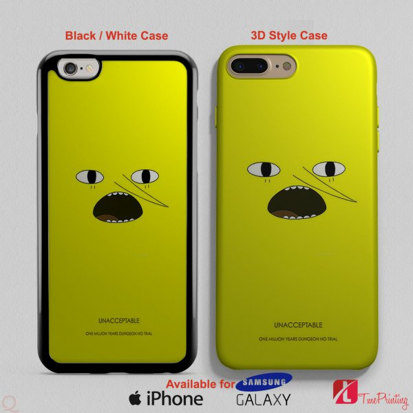 adventure time Earl of Lemongrab - Personalized iPhone X Case, iPhone Cases, Samsung Galaxy Cases 2947
