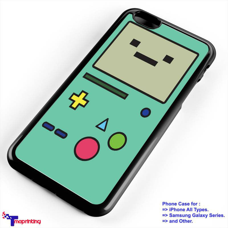 adventure time bmo - Personalized iPhone 7 Case, iPhone 6/6S Plus, 5 5S SE, 7S Plus, Samsung Galaxy S5 S6 S7 S8 Case, and Other