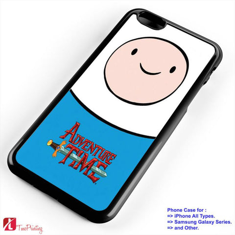 adventure time Finn and Jake the Dog - Personalized iPhone 7 Case, iPhone 6/6S Plus, 5 5S SE, 7S Plus, Samsung Galaxy S5 S6 S7 S8 Case, and Other