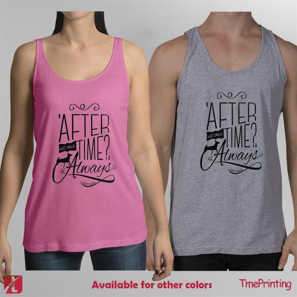 after all this time Always Harry Potter for Men Tank Top, Women Tank Top