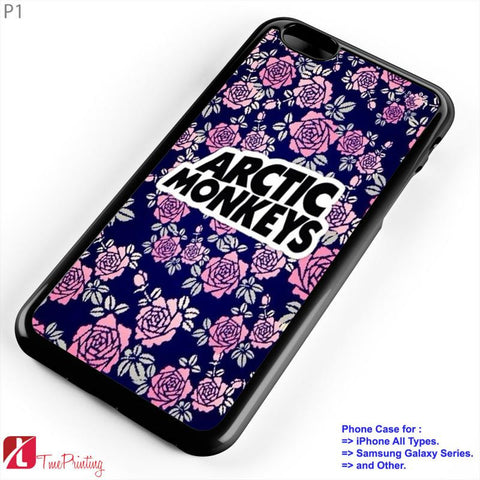 arctic monkeys 2 - Personalized iPhone 7 Case, iPhone 6/6S Plus, 5 5S SE, 7S Plus, Samsung Galaxy S5 S6 S7 S8 Case, and Other