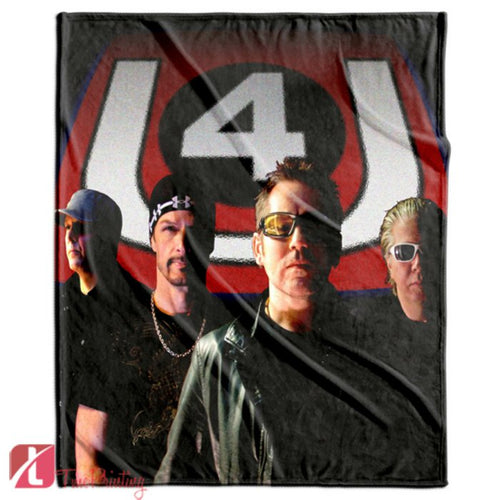U2 BAND 4 U Personalized Blanket, Custom Blankets, 13