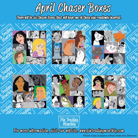 April Chaser Box