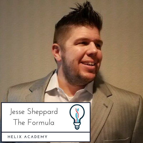 The Formula #23 - Sales, Work-Life Balance, and Leveraging Social Media w/ Jesse Sheppard