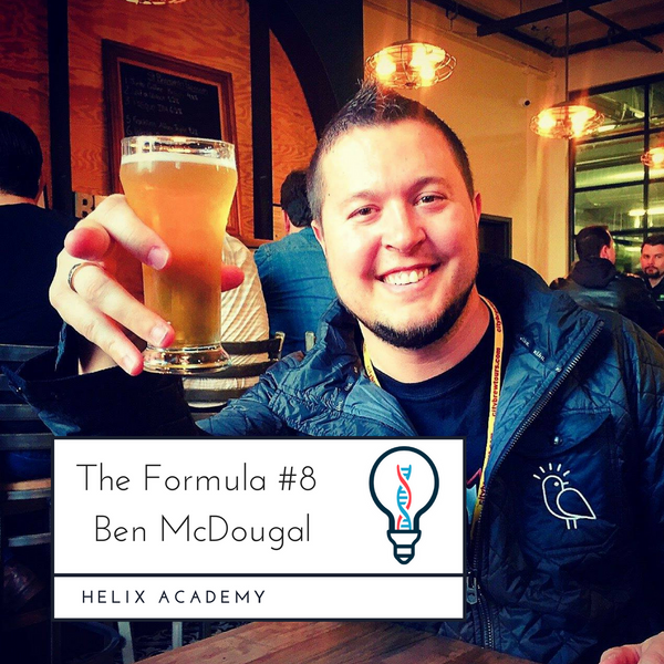 The Formula #8 - Community Building, Video Games, and Craft Beer with Flitebrite's Ben McDougal