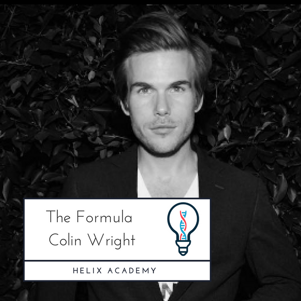 The Formula Podcast #14 - Traveling for 8 years, Relationships, and Writing with Colin Wright