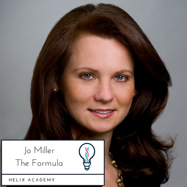 The Formula #16 - How to Become a Professional Speaker with Be Leaderly's Jo Miller