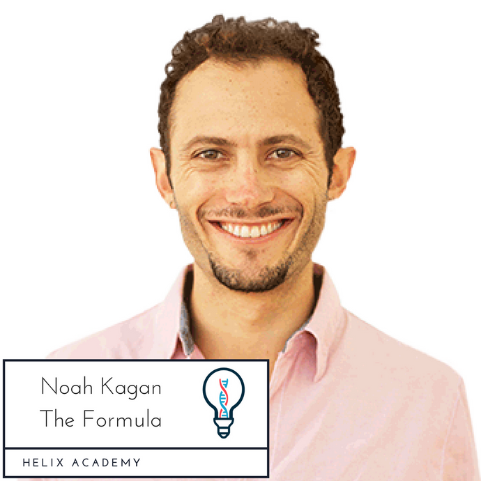 The Formula #22 - Business Advice and Running Experiments w/ Chief Sumo at Sumo, Noah Kagan