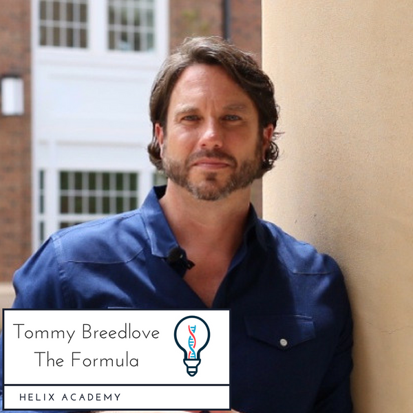 The Formula Podcast #18 - Choosing Goodness and Living Life on Your Terms with Tommy Breedlove