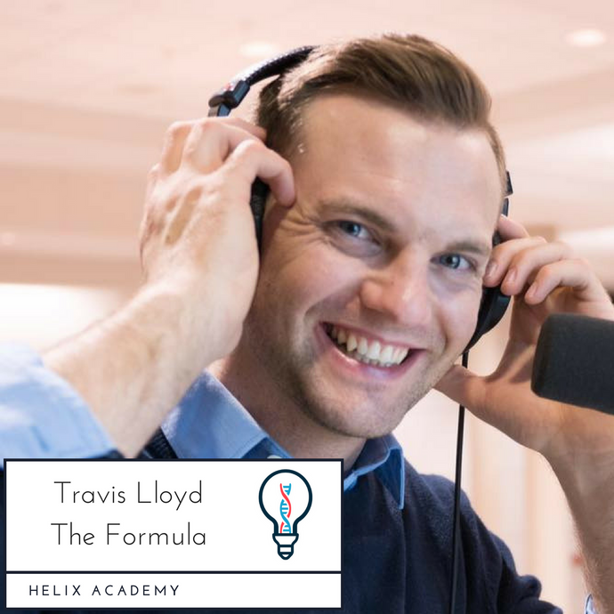 The Formula #19 - Designing Your Life and Overcoming Adversity with Travis Lloyd