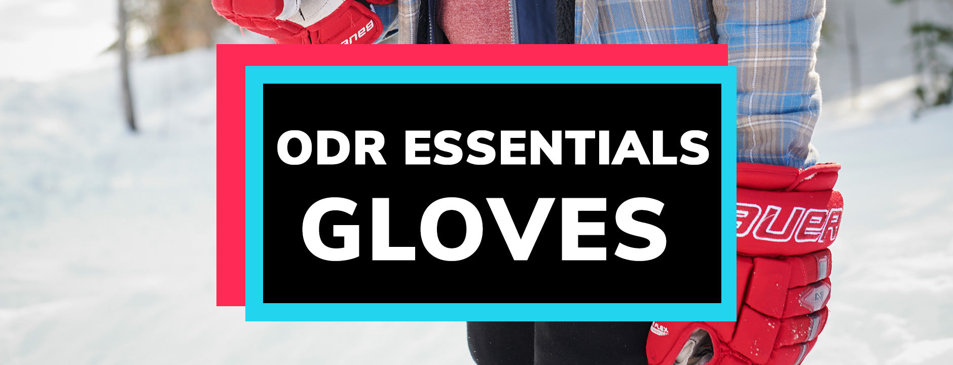 ODR Essentials - Hockey Gloves