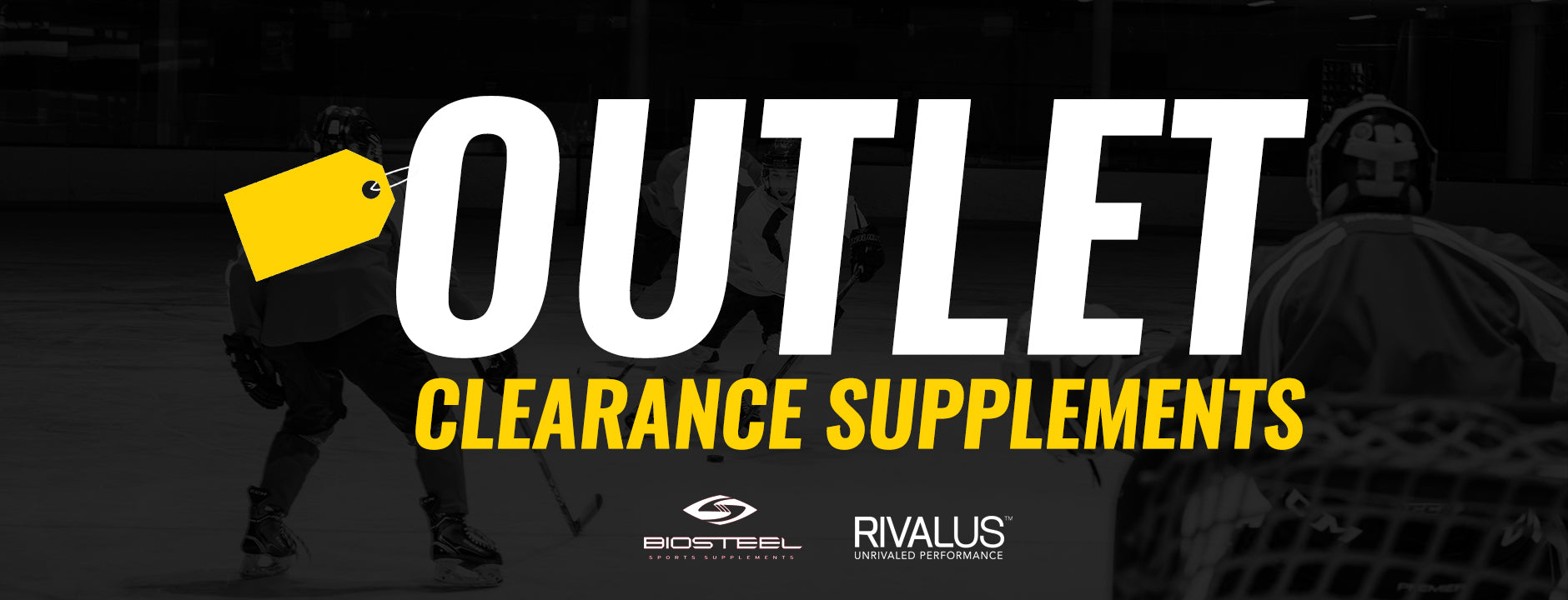 Clearance Sport Supplements