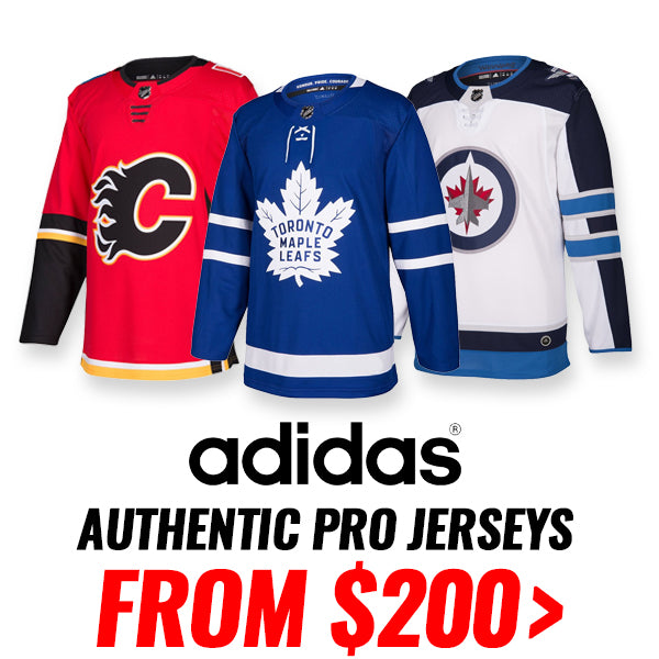 ADIDAS AUTHENTIC PRO NHL JERSEYS