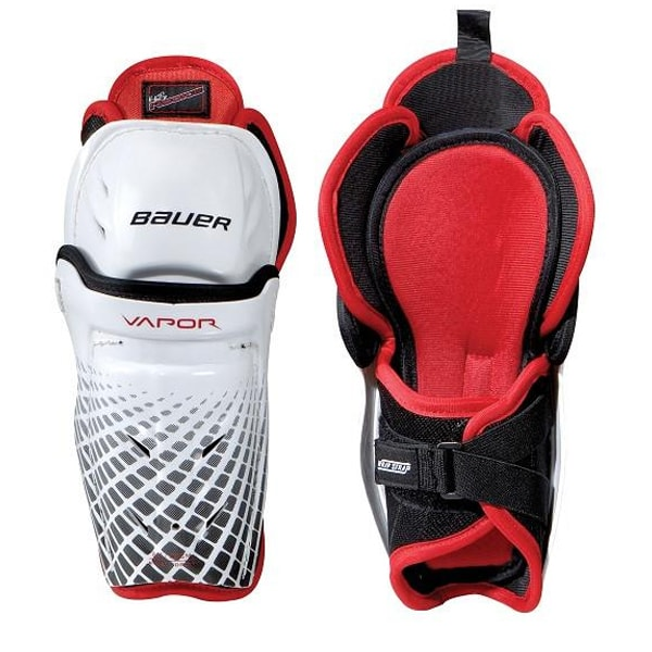 Bauer Lil Rookie YTH Shin Guards