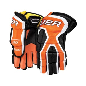 Bauer Supreme 190  JR Hockey Gloves