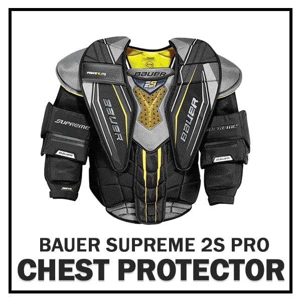 Bauer Supreme 2S Pro Goalie Chest Protector