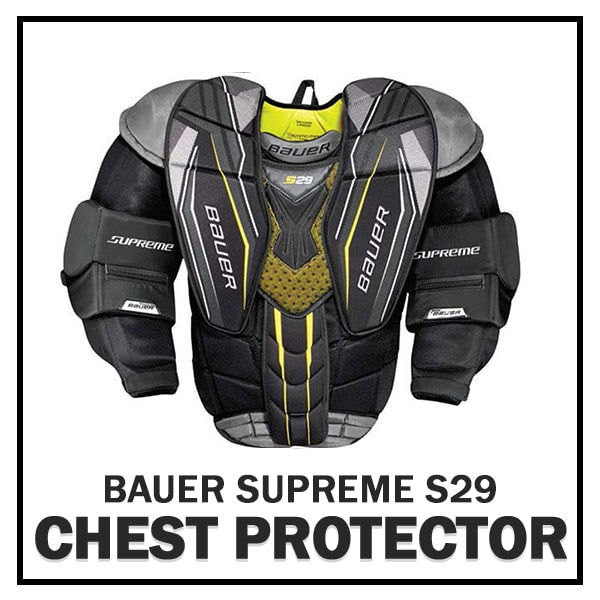 Bauer Supreme S29 Goalie Chest Protector