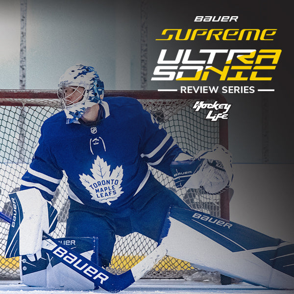 Bauer Supreme Ultra Sonic Goalie