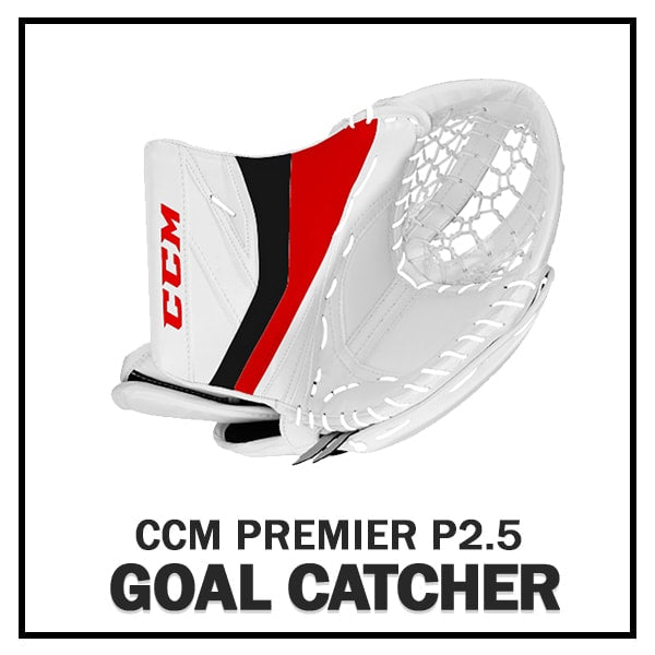 CCM Premier P2.5 Goalie Catchers
